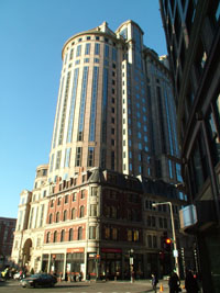Downtown Boston Real Estate