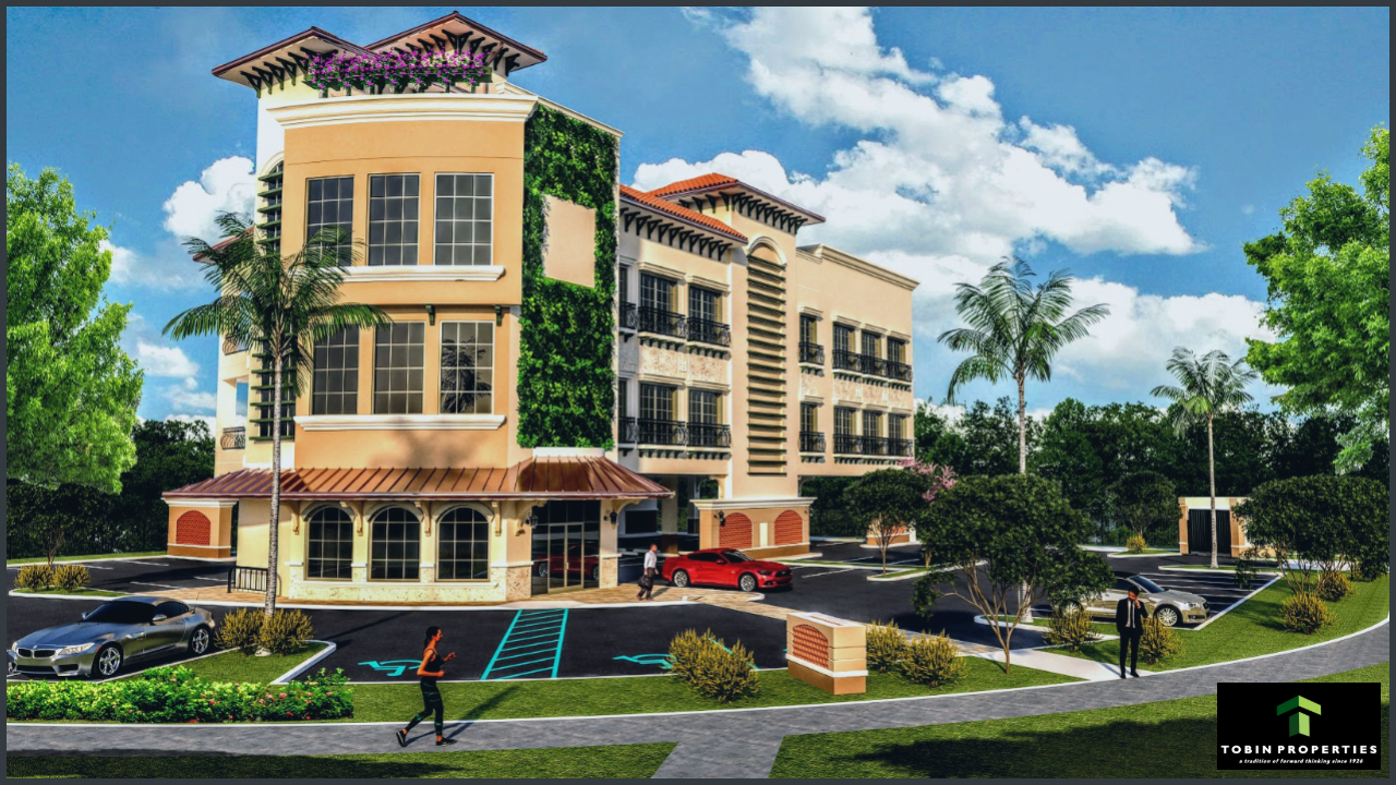 image of future Tobin Properties office building in Hollywood, FL
