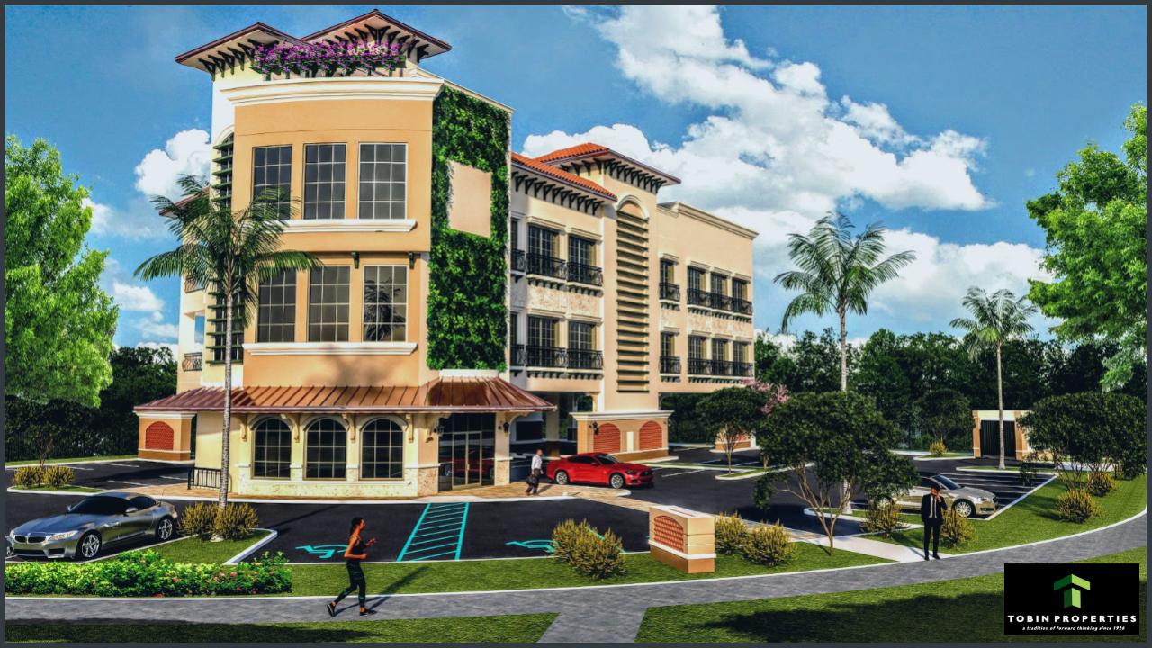 image of future Tobin Properties office.