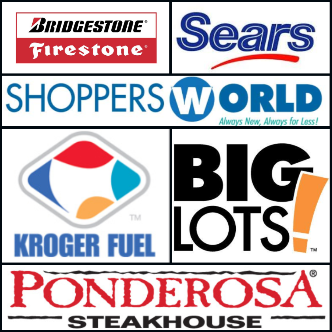image of compiled tenant logos