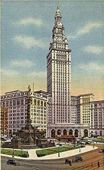 Image of Cleveland Terminal Tower, Cleveland, OH