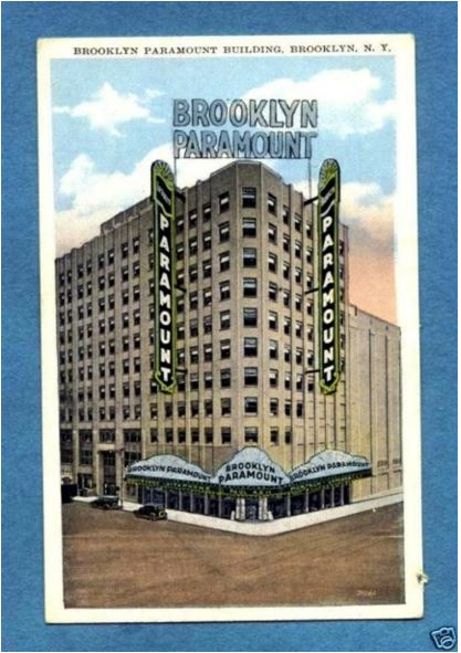The Brooklyn Paramount Building, Brooklyn, NY