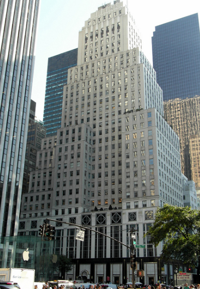 Image of Squibb Building, NYC, NY