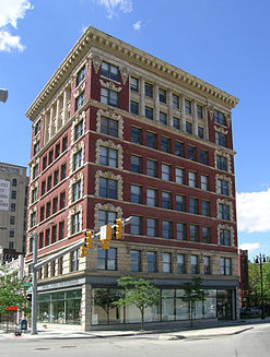 image of The Tobin Building, Detroit, MI