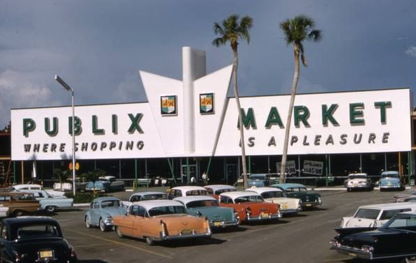 image of Young Circle Shopping Center in Hollywood FL