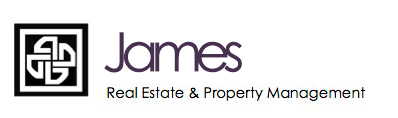 James Real Estate & Property Management Logo