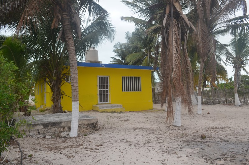 Chelem, Yucatan, 2BD/2BA Large Lot with Home For Sale
