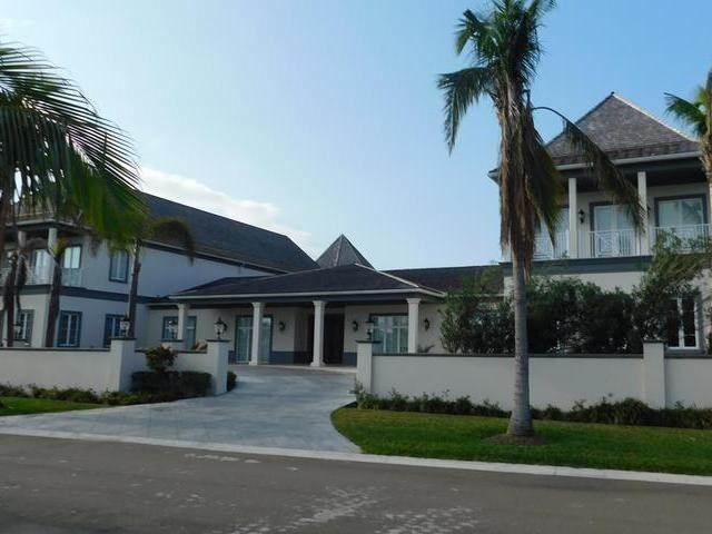 Baker House Ocean Club Estates, Paradise Island, Nassau Bahamas