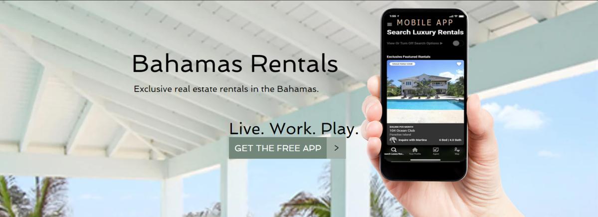 Bahamas Rentals App